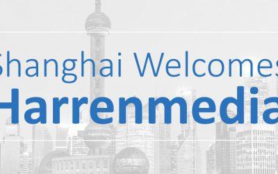 Shanghai Welcomed Harrenmedia at China Joy 2016